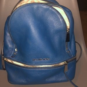 Micheal Kors Small Back Pack!